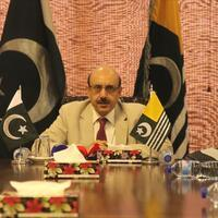 Turkey only country that understands, defends Kashmir issue: Azad Kashmir president