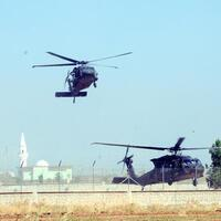 Turkey, US hold 6th joint helicopter flight over Syria - Turkey News