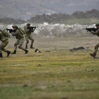Defense Ministry says Turkey only NATO country to hold battle