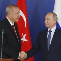 Erdoğan Putin discuss possible Syria operation
