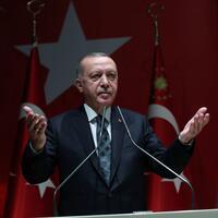 109 terrorists neutralized in Operation Peace Spring: Erdoğan - Turkey News