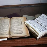 Ottomans' first printed books displayed for visitors