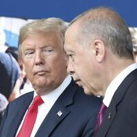 Erdoğan, Trump discuss Syria safe zone