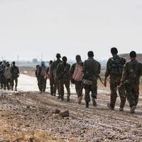 Some 125 trucks of YPG members have withdrawn toward al- Hasakah: Security sources - Turkey News