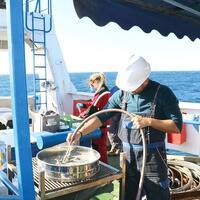Multinational project launched to assess pollution in Black Sea