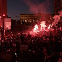 Ankara issues travel warning for Lebanon over mass protests
