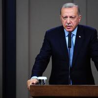 Over 700 YPG terrorists have left planned safe zone, Erdoğan says ahead of Russia trip