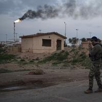 US says Syrian oil revenues going to YPG PKK-led SDF