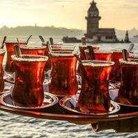 Çay high: Here is the price of a cup of tea in Istanbul