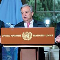 Trust remains low for Cyprus resolution: UN chief