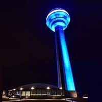 Ankara's Atakule to turn blue for children - Turkey News