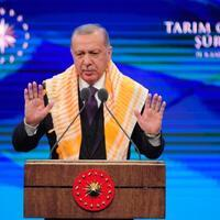 Turkey is curbing dependency on seeds: Erdoğan