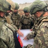 Turkey, Russia complete 12th joint patrol in N Syria - Turkey News