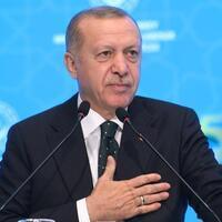 Erdoğan slams Macron over 'Islamic terrorism' expression
