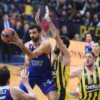 Anadolu Efes beat Fenerbahçe 81-73 in Istanbul derby - Turkish News