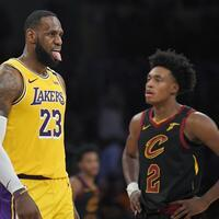 Lakers streak hits nine with Cavs win Gilgeous-Alexander leads Thunder