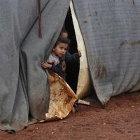 Nearly 27,000 have fled Idlib in three days