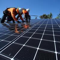 Çanakkale solar plant feeds national electricity grid