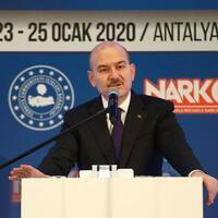 Ankara foiled PKK plan to turn Afrin into top drug hub: Minister
