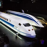 Japan produces next generation of train technology