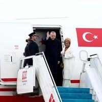 Erdoğan embarks on three-country Africa tour