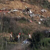 Feds probe helicopter crash that killed NBA legend Kobe Bryant