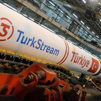 First billion cubic meters of gas supplied via TurkStream