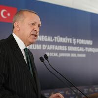 Erdoğan says Libya's Haftar is a 'mercenary'