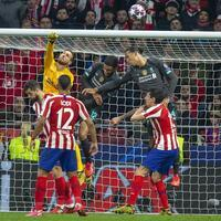 Atlético Madrid edges Liverpool 1-0 in Champions League