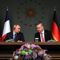 Erdoğan urges 'concrete action' over Idlib in Merkel, Macron call