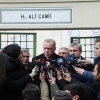 Erdoğan says will decide his Idlib stance after call with Putin