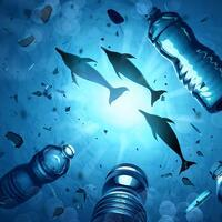 Scientists gather to study risk from microplastic pollution