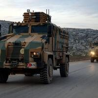 Emergency meeting ends after 33 Turkish troops killed by Assad regime airstrike
