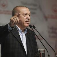 President Erdoğan denounces discrimination against women