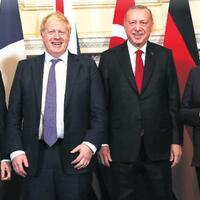 Turkey, Germany, France and UK to discuss migration crisis