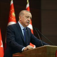 Turkey unveils 100 billion liras of aid package to combat coronavirus damage