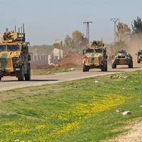 Turkey, Russia hold second joint patrol on Idlib's M4 highway