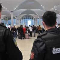 Passengers stranded at Istanbul airport sent to another city