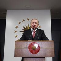 Erdoğan launches national campaign against COVID-19