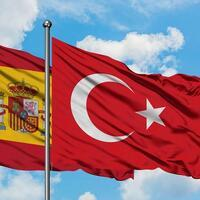 Turkey authorizes transfer of ventilators to Spain