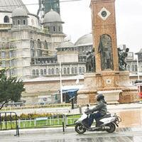 Demand for delivery services soar in Istanbul
