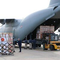 Turkey delivers medical aid to five Balkan countries to fight virus