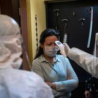 Coronavirus death toll reaches 3,841 as recoveries exceed 95,000