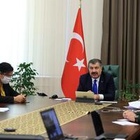 Coronavirus under control in Turkey, says health minister