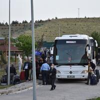 Nearly 700 Turkish nationals evacuated over virus