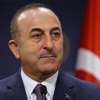Foreign ministers of Turkey, Germany, France, UK hold teleconference meeting
