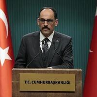 Turkey has to adapt to new normal Presidential spokesperson
