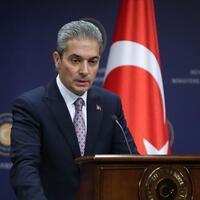 Greece cannot unilaterally redraw shared border says Ankara