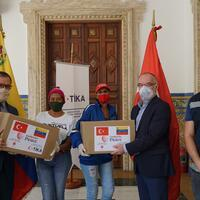 Turkey sends aid to Venezuela during Ramadan