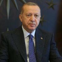 Erdoğan voices support for Palestine in Eid message to US